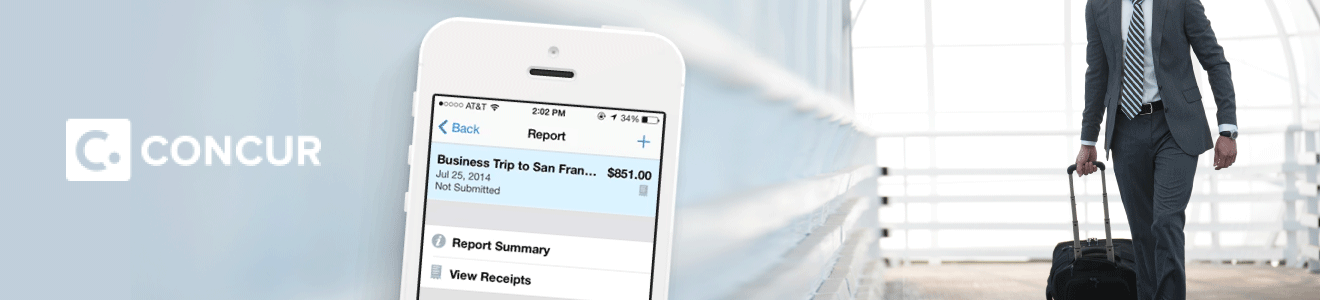 Explore how Concur makes travel, expense and invoice management much easier.