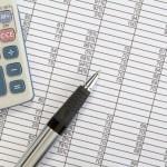 Spreadsheets sinking